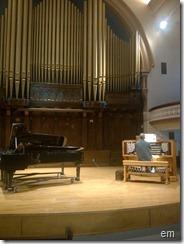101YrOld Organ - Nicholas Fairbank